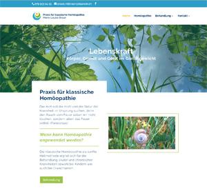 <span>Eine neue Website für mehr Lebenskraft</span><i>→</i>